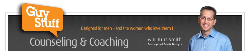 """Guy Stuff"" - Counseling & Coaching"