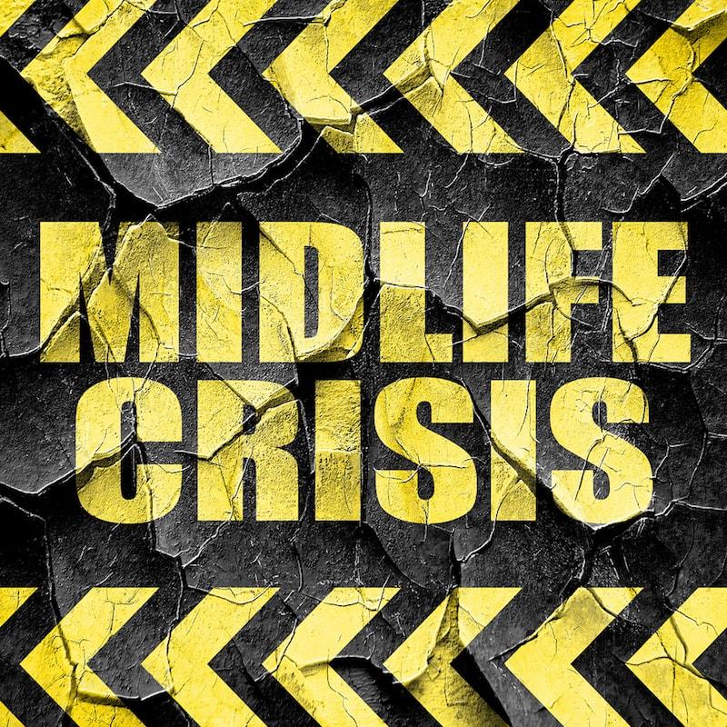 Husband mid life crisis