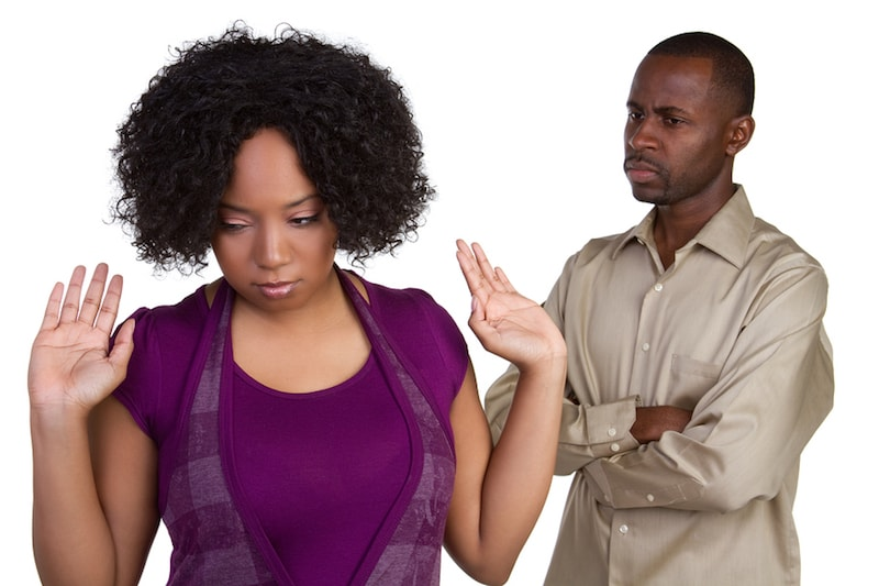 How to handle dating a married man