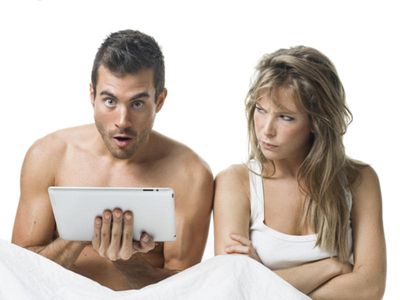 Why Your Boyfriend Watches Porn Then Wants Sex With You