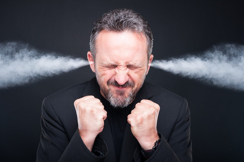 What Are the Causes of Anger?