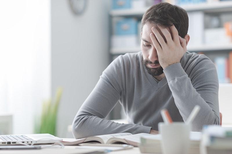 Midlife Crisis Men Symptoms