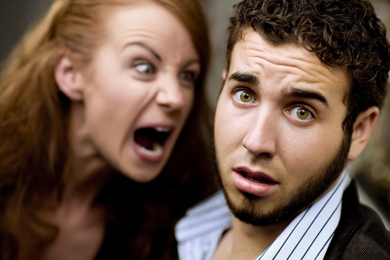 what to do if you are being verbally abused